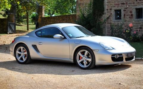 Porsche Cayman S 3.4 295cv