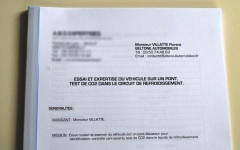 Porsche Cayman S 3.4 295cv Véhicule expertisé par un cabinet d'expertise indépendant.