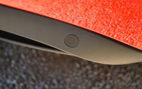 Porsche Boxster 981 2.7 265cv PDK 636 : Assistance parking avant et arrière.