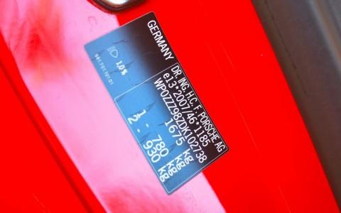 Porsche Boxster 981 2.7 265cv PDK WP0ZZZ98ZDK102738