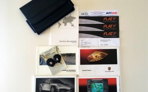 Porsche 996 Turbo 3.6 420cv Véhicule avec justificatifs d'entretiens