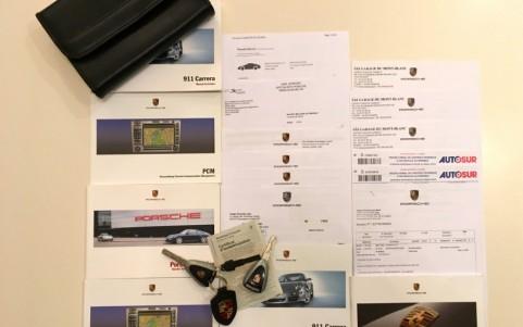 Porsche 997 Carrera 4S 3.8 355cv Véhicule entretenu avec justificatifs