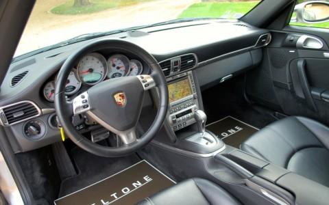 Porsche 997 Carrera 4S 3.8 355cv 670 : Module de navigation pour PCM II