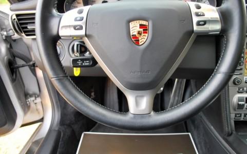Porsche 997 Carrera 4S 3.8 355cv 431 : Volant multifonctions Touch & feel