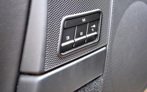 Porsche 997 Carrera 4S 3.8 355cv P15 : Sièges confort avec pack mémoire conducteur