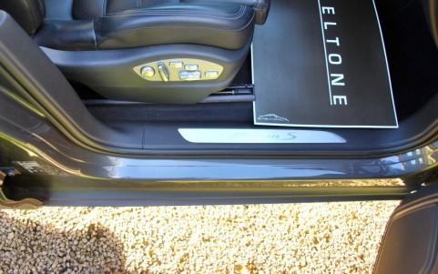 Porsche Macan S Diesel 258cv PDK PE6 : Sièges Sport adaptatifs avec pack mémoire confort 18 réglages et Intérieur Tout Cuir (ITC)