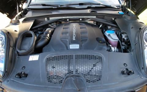 Porsche Macan S Diesel 258cv PDK Moteur 3.0 V6 258cv