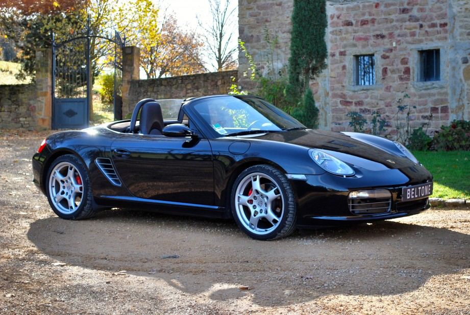 beltone automobiles porsche boxster 987 3 2 s 280cv occasion. Black Bedroom Furniture Sets. Home Design Ideas