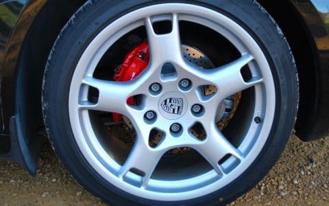 Porsche Boxster 987 3.2 S 280cv 403 : Jantes Carrera 19 pouces