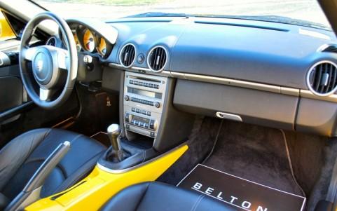 Porsche Boxster 987 3.2 S 280cv