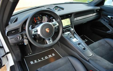 Porsche 991 3.8 GTS 430cv PDK 250 : Boite de vitesse Porsche Dopelkupplung (PDK) à 7 rapports