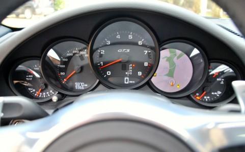 Porsche 991 3.8 GTS 430cv PDK