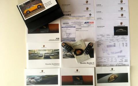 Porsche Boxster S 3.4 315cv PDK Véhicule avec un entretien suivi avec justificatifs