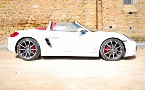 Porsche Boxster S 3.4 315cv PDK 427 : Jantes 20 pouces Carrera Classic (II)