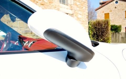 Porsche Boxster S 3.4 315cv PDK 748 : Rétroviseurs extérieurs rabattables électriquement