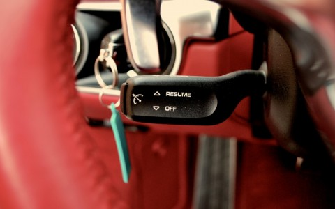 Porsche Boxster S 3.4 315cv PDK 454 : Régulateur de vitesse
