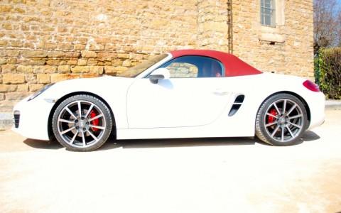 Porsche Boxster S 3.4 315cv PDK