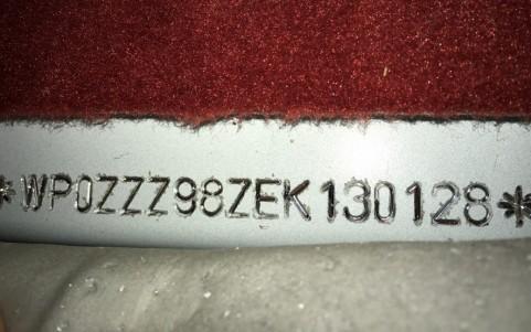 Porsche Boxster S 3.4 315cv PDK WP0ZZZ98ZEK130128