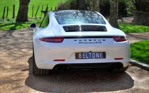 Porsche 991 3.8 GTS 430cv PDK Assistance parking avant et arrière avec camera de recul