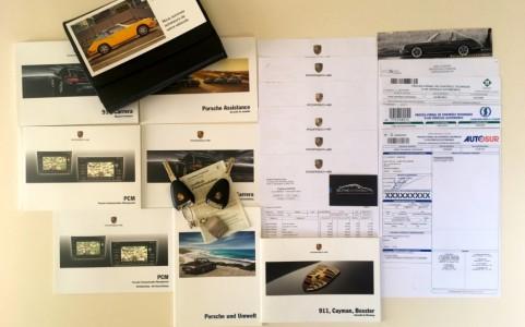Porsche 997 Carrera S 3.8 385cv PDK Véhicule ayant été régulièrement entretenu avec justificatifs.