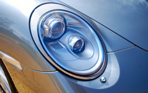 Porsche 997 Carrera S 3.8 385cv PDK 603 : Phare Bi-Xénon directionnels PDLS
