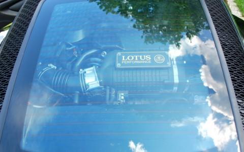 Lotus Exige V6 LF1 73/81 Ayrton Senna