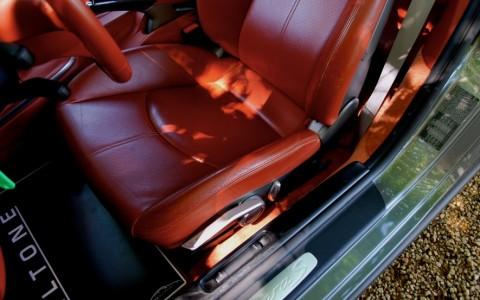 Porsche 997 Carrera S 3.8 355cv XSH : Ceintures de sécurité couleur Argent