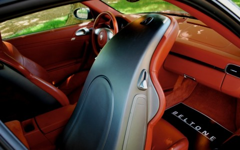 Porsche 997 Carrera S 3.8 355cv 375 / 376 : Sièges Sport gauche et droite