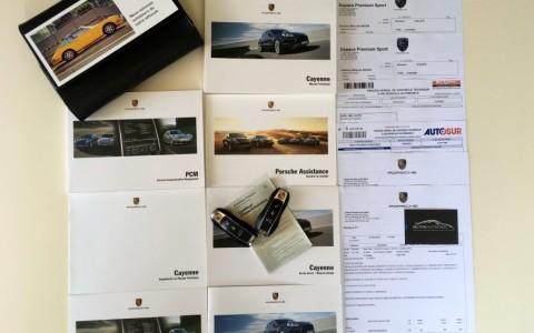 Porsche Cayenne Diesel 3.0 V6 245cv Véhicule entretenu régulièrement avec justificatifs.