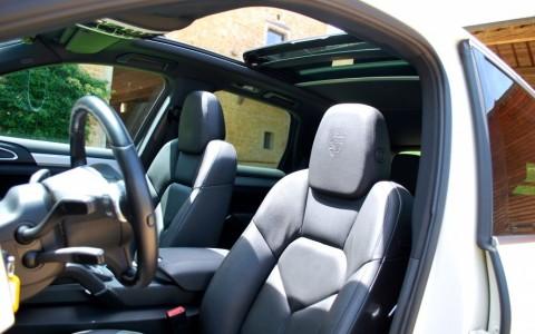 Porsche Cayenne Diesel 3.0 V6 245cv 3FU : Toit Panoramique