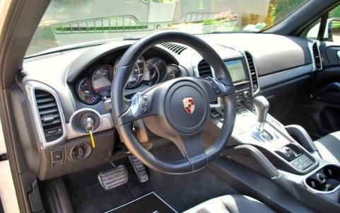 Porsche Cayenne Diesel 3.0 V6 245cv