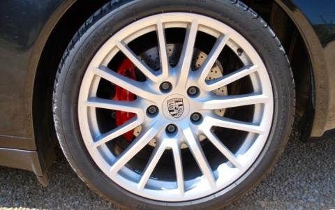 Porsche 997 Carrera 4S 3.8 355cv 407 : Jantes SportDesign (II) 19 pouces