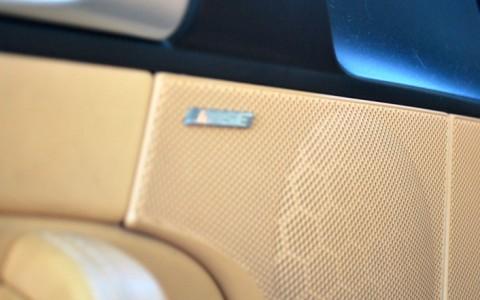 Porsche 997 Carrera 4S 3.8 355cv 680 : Bose surround sound-système