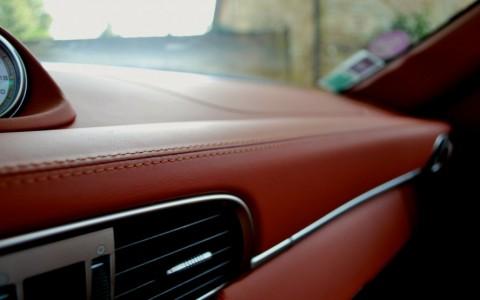 Porsche 997 Targa 4S 3.8 385cv PDK 981 / 983 / 991 / 936 : Intérieur tout cuir (ITC) Terracotta avec planche de bord