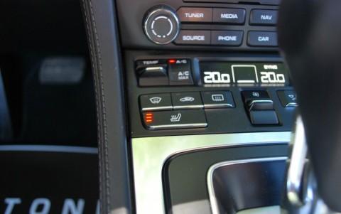 Porsche 718 Boxster PDK 342 : Sièges chauffants