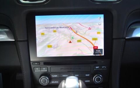 Porsche 718 Boxster PDK 7UG : Module de navigation pour Porsche Communication Management