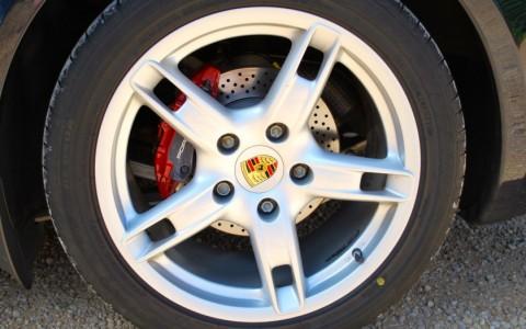 Porsche Cayman 987 2.7 245cv 397 : Jantes 18 pouces Boxster S (II)