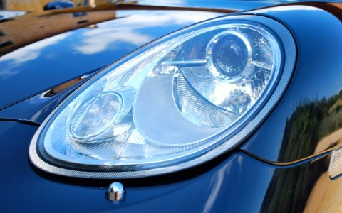 Porsche Cayman 987 2.7 245cv 601 / 288 : Projecteurs bi-xenon avec lave-phares