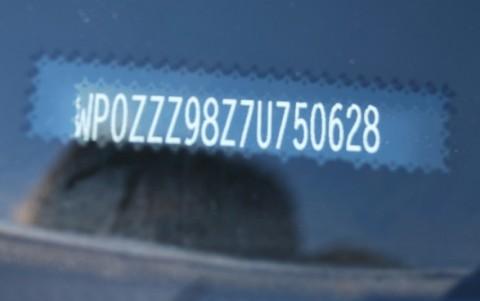 Porsche Cayman 987 2.7 245cv WP0ZZZ98Z7U750628