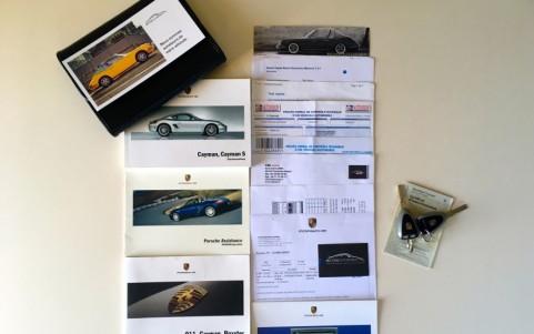 Porsche Cayman 987 2.7 245cv Véhicule entretenu régulièrement avec justificatifs.