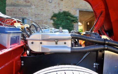Triumph Spitfire MK IV 1.3 63cv