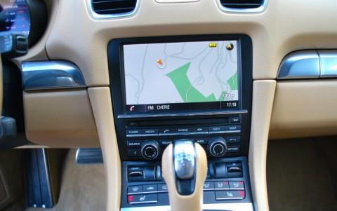 Porsche Boxster 981 2.7 265cv PDK 665 / 672 / 610 / 870 : PCM navigation Europe étendue