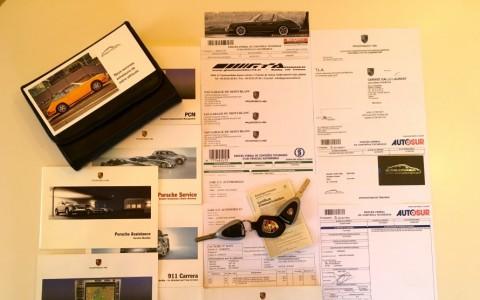 Porsche 997 Carrera 4S 3.8 355cv Véhicule ayant eu un entretien régulier avec justificatifs.