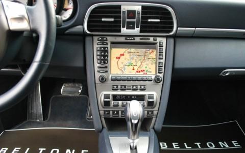 Porsche 997 Carrera 4S 3.8 355cv 610 / 672 : Module de navigation Europe étendue pour PCM