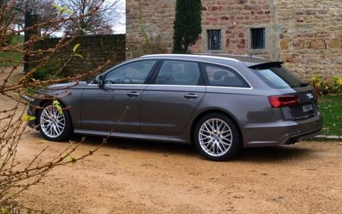 Audi S6 Avant 4.0 V8 450cv