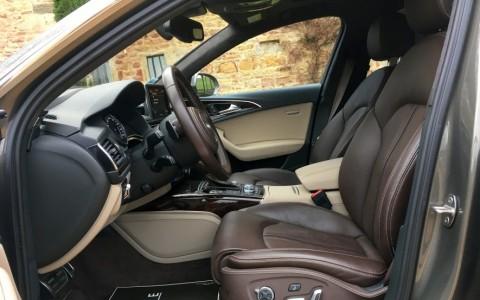 Audi S6 Avant 4.0 V8 450cv Pack II Cuir Valcona Audi Exclusive