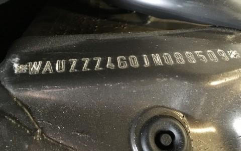 Audi S6 Avant 4.0 V8 450cv WAUZZZ4G0JN088509