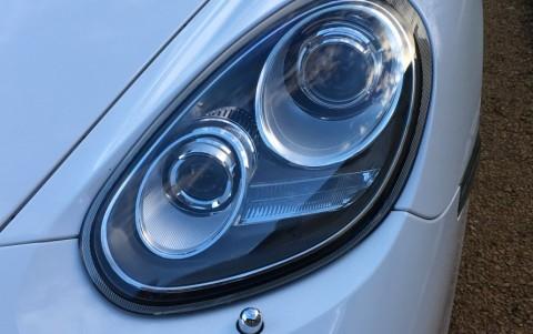 Porsche Cayman S 3.4 320cv PDK 603 / 288 / P75 : Phares bi-Xénon directionnels et lave-phares