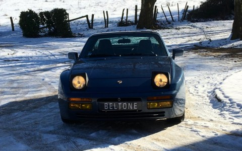Porsche 944 2.5 Turbo 250cv