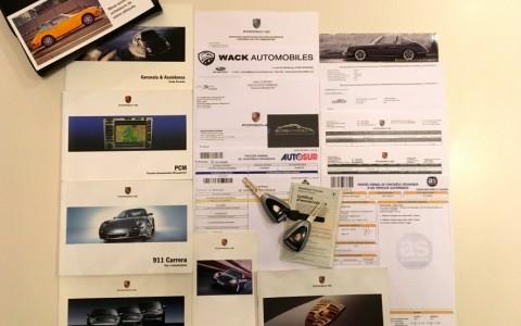 Porsche 997 Carrera S 3.8 355cv Véhicule bénéficiant d'entretiens réguliers (avec justificatifs)